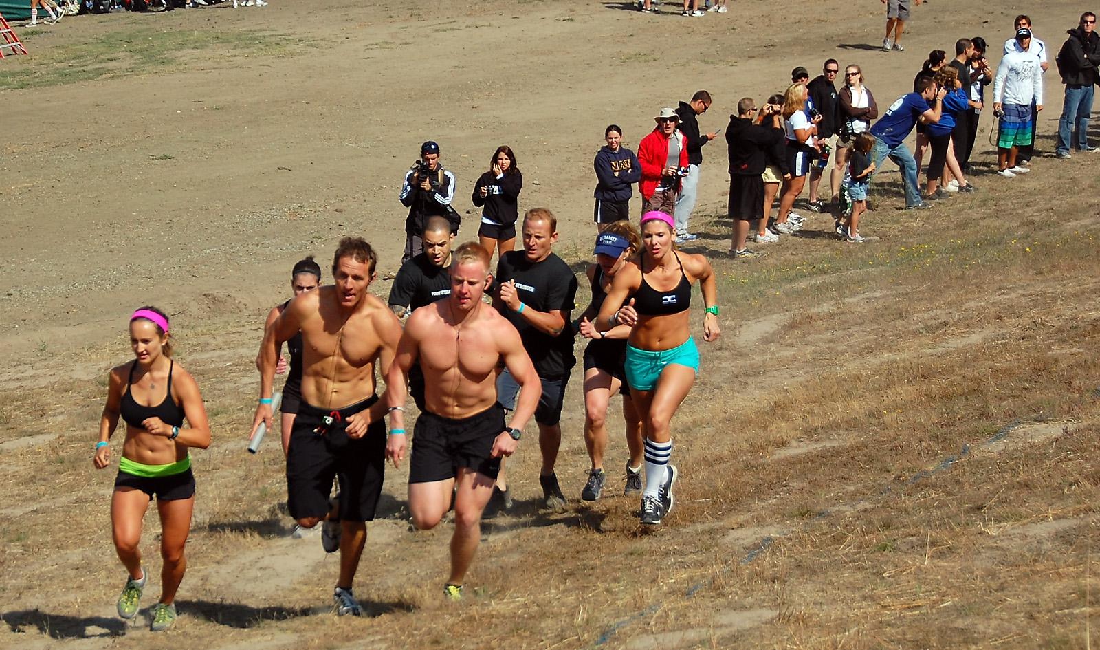 endurance training: