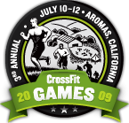 CrossFit Games Widget